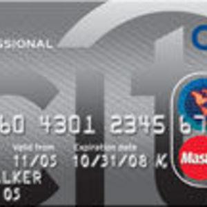 Citi - Professional Cash Card