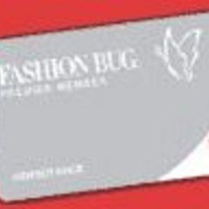Spirit of America National Bank - Fashion Bug