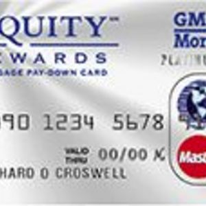 GMAC Mortgage - Equity Rewards Mastercard