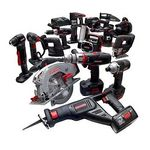 Craftsman C3 19.2 volt 17 Piece Ultimate Combo Kit