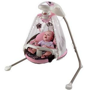 Fisher-Price Starlight Cradle 'n Swing