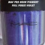 MAC Pigment - Full Force Violet