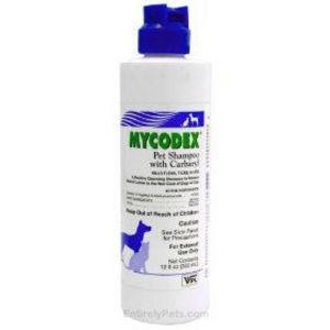 Mycodex Pet Shampoo with Carbaryl