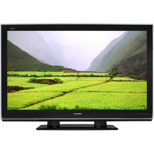 Sharp - Aquos LC-D82U 52 in. HDTV LCD TV