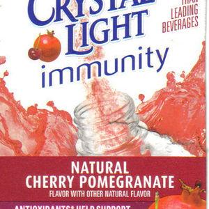 Crystal Light - On The Go immunity Drink Mix