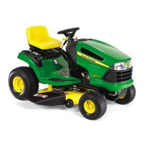 Read Reviews John Deere L125 Riding Lawn Mower