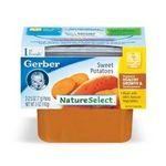 Gerber NatureSelect 1st Foods Sweet Potatoes
