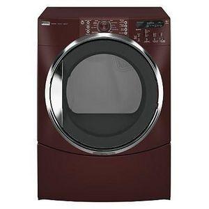 Kenmore Elite Steam Gas Dryer HE5 97729