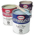 Glidden Interior Satin Paint