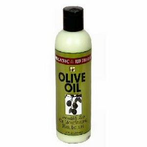Organic Root Stimulator Olive Oil Incredibly Rich Oil Moisturizing Hair Lotion