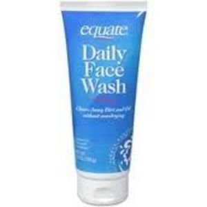 Equate Daily Face Wash