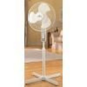 Essential Home 16 Inch Oscillating Stand Fan