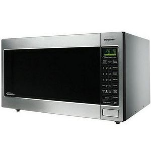 Panasonic 1250 Watt 2 2 Cubic Feet Inverter Microwave Oven