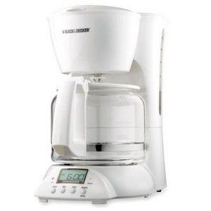 Black & Decker SmartBrew 12-Cup Coffee Maker