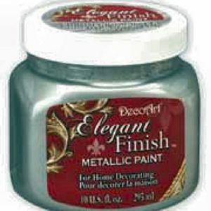 DecoArt Elegant Finish Metallic Paint