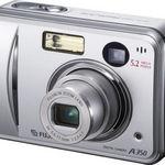 Fujifilm - FinePix A350 Zoom Digital Camera