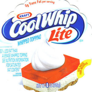 Kraft Foods Cool Whip Lite Whipped Topping