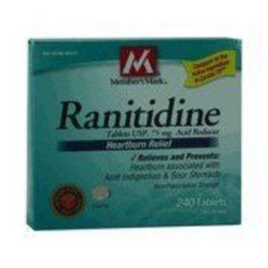 Member's Mark Ranitidine Heart Burn Relief
