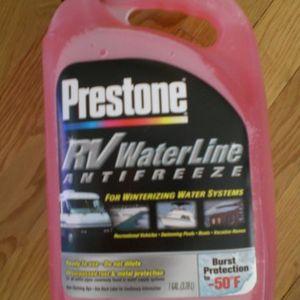 Prestone RV Waterline Antifreeze