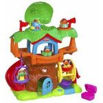 Playskool Weeble Wobble Tree House