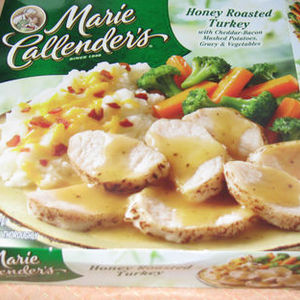 Marie Callender's Honey Roasted Turkey Dinner