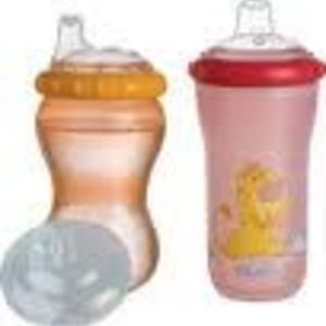 Nuby Sippy Cups - All Types