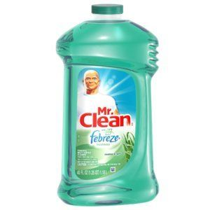 Mr. Clean Multi-Surfaces Liquid Cleaner with Febreze Freshness