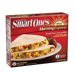 Weight Watchers Smart Ones Morning Express Breakfast Quesadilla