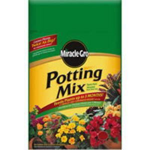 Miracle-Gro Potting Soil