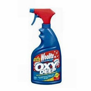 Woolite Oxy Deep Spot and Stain Carpet Cleaner