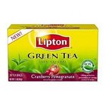Lipton - Cranberry Pomegranate Green Tea