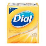 Dial Gold Antibacterial Deodorant Bar Soap