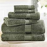 JC Penney Home Collection Classic Traditions Towel