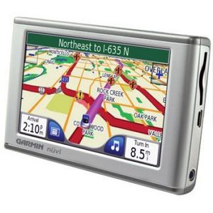 Garmin Bluetooth Portable GPS Navigator