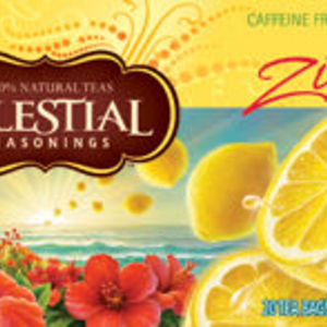 Celestial Seasonings - Lemon Zinger Tea