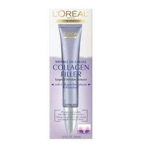 L`Oreal Wrinkle De-Crease Collagen Filler Eye Illuminator
