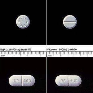 Naproxen Pills