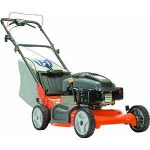 """Husqvarna 21"""" 3-n-1 Self Propelled Lawn Mower"""