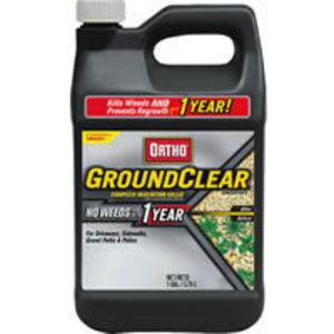 Ortho Ground Clear Vegetation