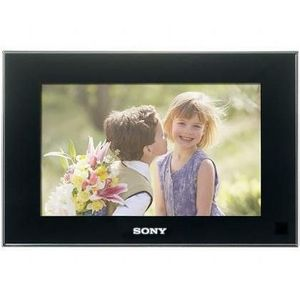 "Sony - DPF-V700 7"" LCD Bluetooth Ready Digital Photo Frame"
