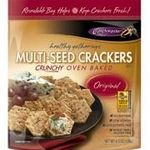 Crunchmaster - Multi-Seed Crackers, Original