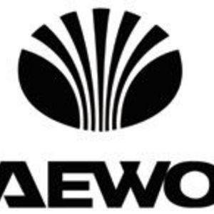Daewoo 600 Watt 0.6 Cubic Feet Microwave Oven TM6NM5W