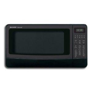 Sharp 700 Watt 2.2 Cubic Feet Carousel Microwave Oven R-2A87