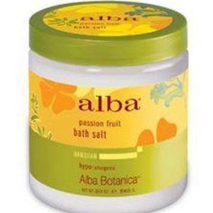 Alba Botanica Passion Fruit Bath Salt