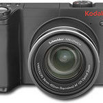 Kodak - Z8612 Digital Camera