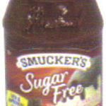 Smucker's Hot Fudge Sugar Free Topping