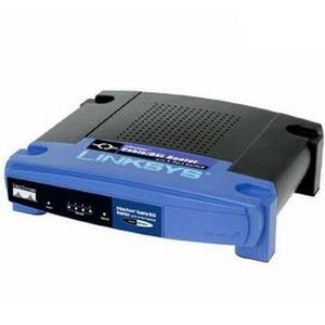 Linksys EtherFast Router