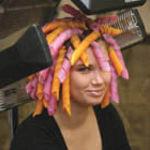 Curlformers Long & Narrow hair curlers