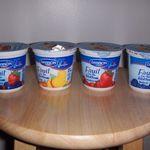 Dannon Fruit on the Bottom Yogurt - Various Flavors