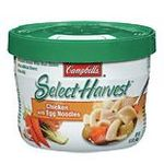 Campbell's Select Harvest Chicken w/Egg Noodles Soup